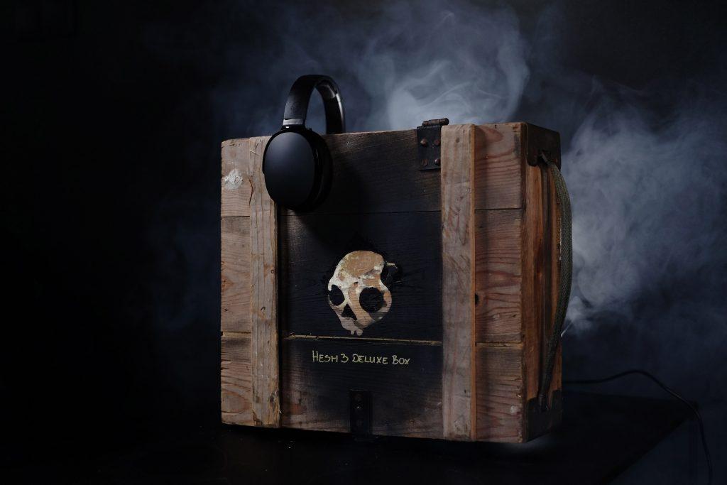 Skullcandy Hesh 3 Deluxe Box